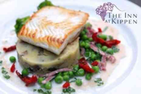 THE INN - Two Course Gastro Pub Meal For Two - Save 57%