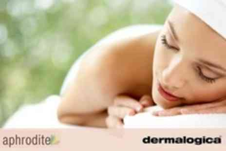 Aphrodite Health and Beauty - Dermalogica Facial, Body Scrub, and Body Mud Mask - Save 71%