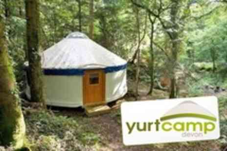 Yurtcamp Devon - Devon Woodland Three Night Yurt Stay For Two - Save 51%