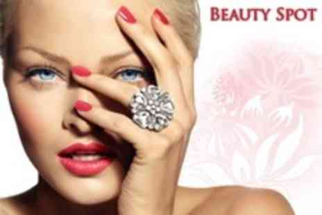 Beauty Spot - Gelac Nails For Fingers or Toes - Save 60%