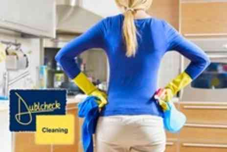 Dublcheck Cleaning - Deep Oven Clean Plus Kitchen Clean - Save 50%