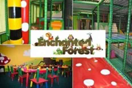 Enchanted Forest - Ten Twenty or Thirty Family Passes - Save 90%
