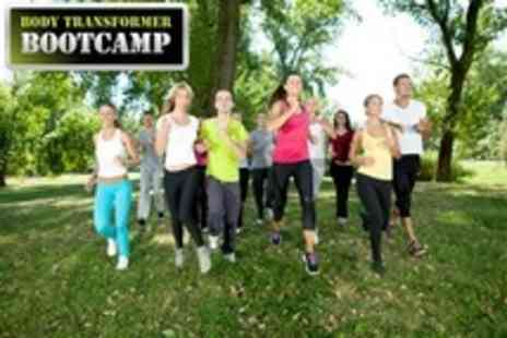 Body Transformer Bootcamp - 12 Boot Camp Sessions - Save 76%