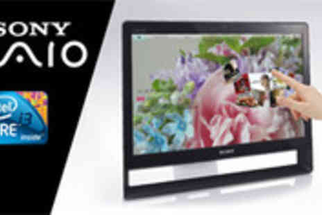MoneySupermarket Deals - Sony Vaio touch screen desktop PC inclluding delivery - Save 31%