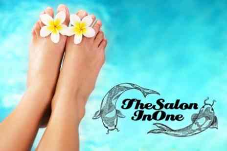 The Salon In One - 30 Minute Garra Rufa Fish Spa - Save 70%