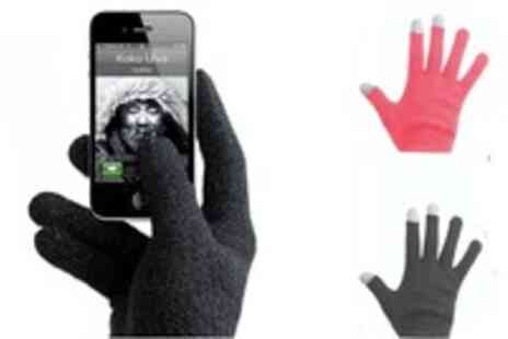 WooHooDeal - New Touchscreen Winter Gloves for Your Touch devices - Save 75%