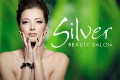 Silver Beauty Salon - THAI Manicure and Pedicure - Save 50%