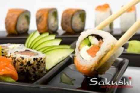 Sakushi - Eight Sushi Plates - Save 61%