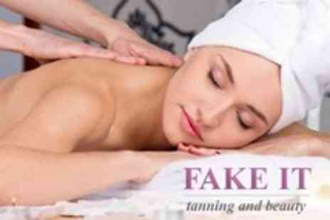 Fake It - Dermalogica Facial and Holistic Massage - Save 57%