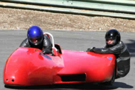 Mallory Park - Ticket to International Sidecar Festival - Save 54%