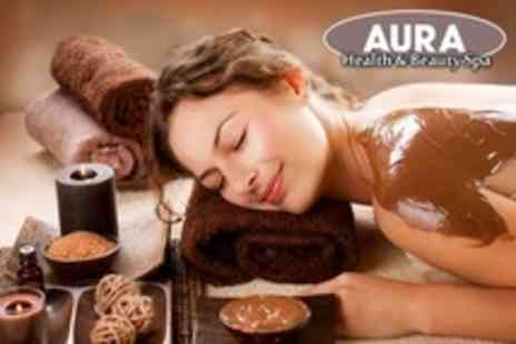 Aura Health and Beauty Spa - Chocolate Therapy Massage or Mother To Be Full Body Treatment With Massage - Save 62%