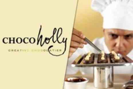 Chocoholly - Chocolate Making Workshop With Truffles and Hot Chocolate For One or Two - Save 59%