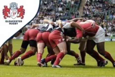 Gloucester Rugby - Aviva A League Rugby Gloucester United v. Northampton Wanderers Two - Save 50%