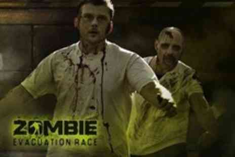 Zombie Evacuation Race - Experience With Entry to After-Party - Save 52%