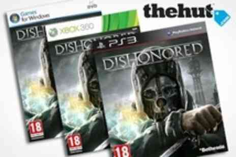 The Hut Group - Dishonored For Xbox 360 or PlayStation 3 or PC - Save 15%