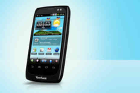Sonic - Sonic ViewPhone 3 Android Dual-Sim 3G Smartphone - Save 50%