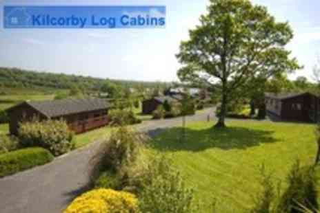 Kilcorby Log Cabins - Three Night Lodge Stay For Up to Six People - Save 50%