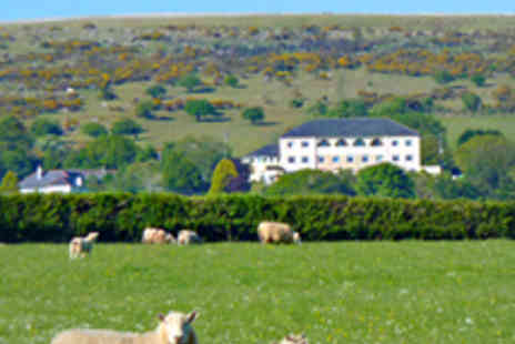 The Moorland Hotel - Two Night Stay for Two People - Save 52%