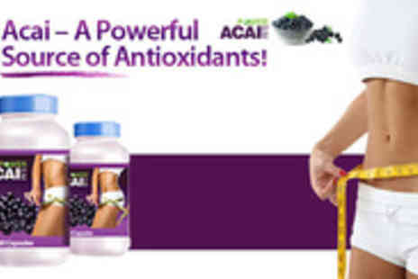 Zahiki - Power Acai vitamin capsules - Save 50%