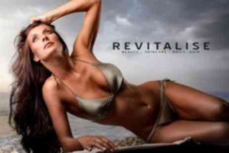 Revitalise - Spray Tan - Save 50%