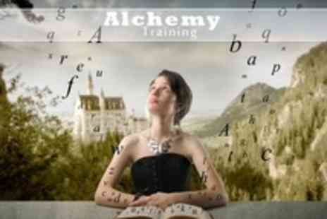 Alchemy Training - Choice of Online Course Such as Speed Reading, Memory, or Goal Management - Save 81%