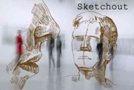 Sketchout - Full Day Drawing Workshop at The V&A Museum With Lunch and Tea or Coffee - Save 60%
