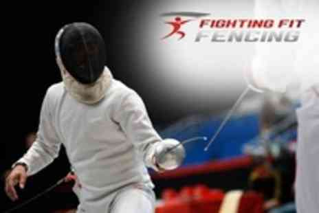 Fighting Fit Fencing - Four Week Beginners Course For One - Save 67%
