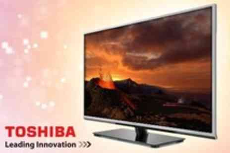 ASK Direct - Toshiba Full HD 46 inch 3D Smart TV With 3D Blu Ray Player - Save 42%