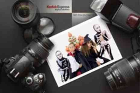 Caterham Digital Limited - Group Photoshoot With Standard or Halloween Theme Plus Three Prints - Save 79%