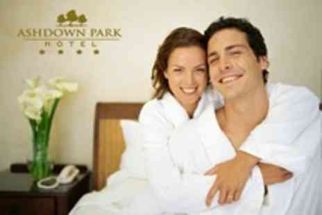 Ashdown Park Hotel - One Night Stay For Two With Breakfast and Late Check Out - Save 66%