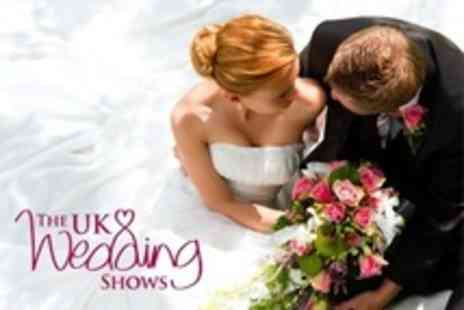 The UK Wedding Shows - Admission For Two - Save 13%