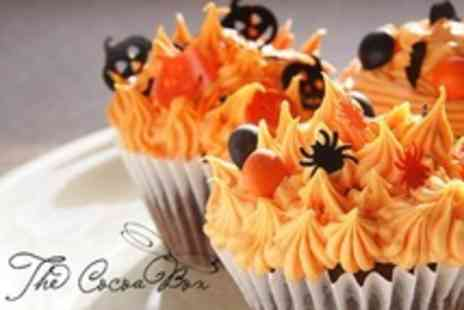 The Cocoa Box - Halloween Themed Cupcake Decorating Workshop - Save 53%