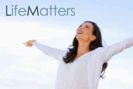 Life Matters - Two Sessions HypnoCalm Therapy - Save 11%