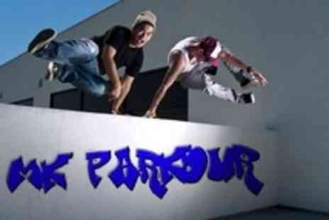 Paramount Parkour - Four Indoor Parkour Lessons For One - Save 63%