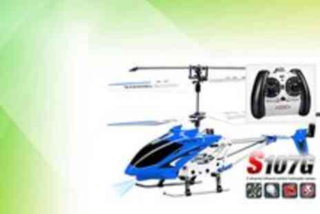Shopperheads - RC Indoor Helicopter - Save 55%