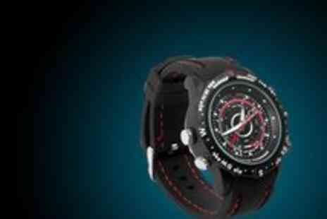 Tanning & Beauty World - Spy Watch 4GB - Save 62%
