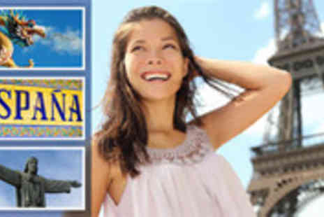 London Waterloo Academy - Choice of beginners foreign language courses - Save 64%