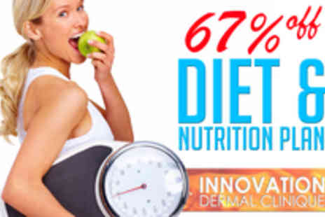 Innovation Dermal Clinique - Get the body of your dreams with a Diet - Save 67%