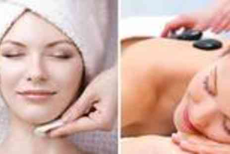 Cocolare Beauty - Gerards facial or a hot stone massage - Save 54%