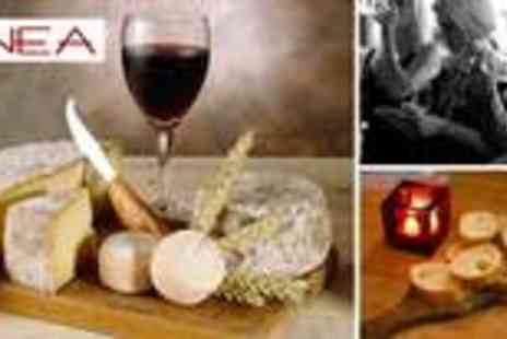 Vinea Liverpool - Wine tasting with cheese board for two - Save 52%