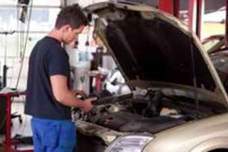 The Car Care Centre - Winter car care special with a 50 point check oil change and an MOT - Save 76%