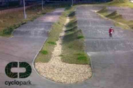 Cyclopark - One Hour BMX Lessons for One - Save 50%