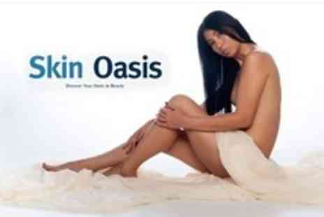 Skin Oasis - Six Laser Hair Removal Sessions on Choice of Areas Such as Bikini Line - Save 74%