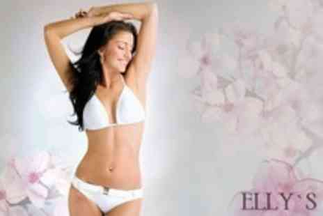 Ellys - Waxing Package With Full Leg, Bikini and Underarm Wax - Save 69%