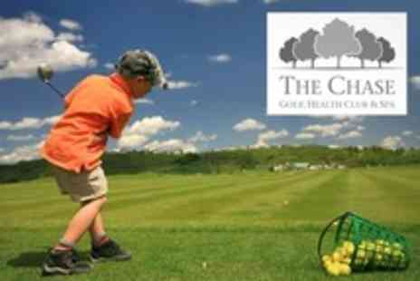 The Chase Golf Health - 2.5 Hour Junior Golf Lesson With PGA Professional - Save 70%