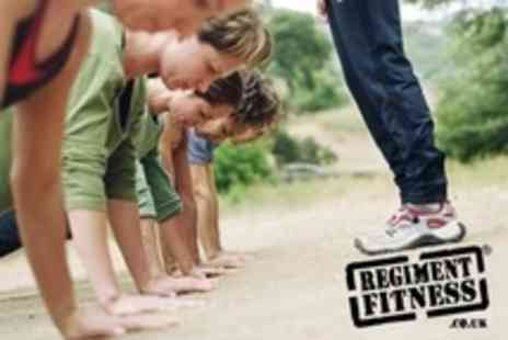 Regiment Fitness - Ten Outdoor Boot Camp Sessions - Save 85%