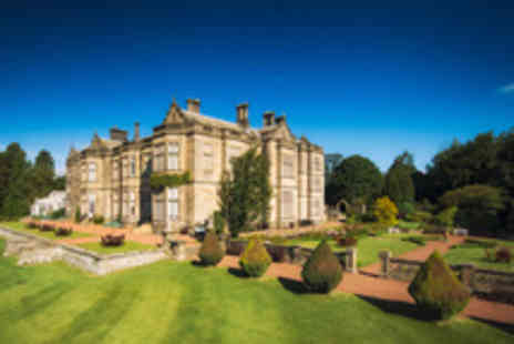 Matfen Hall Hotel - Stately country house in Northumberland with breakfast - Save 72%