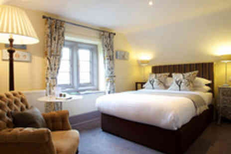 The Devonshire Arms - One night stay in either a Brookside House or a Dove Cottage bedroom on a bed and breakfast basis - Save 29%