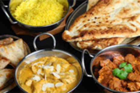 Everest Restaurant - Two course Indian meal for two - Save 64%