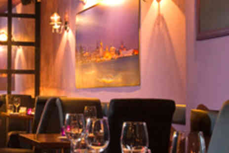 La Barbacoa - Three Course Meal for Two with Champagne Cocktail - Save 54%